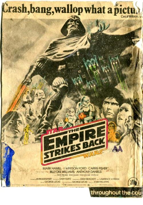 empire strikes back comic cover