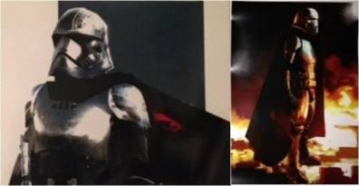 Concept Art - Knight Trooper