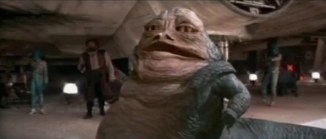 Theatrical version of Jabba