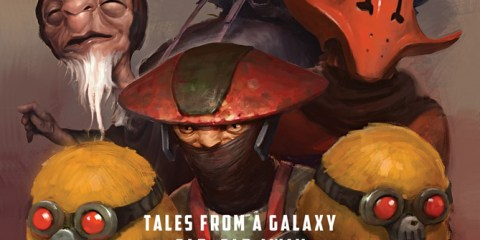 Tales From a Galaxy Far, Far Away Cover