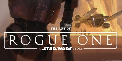 Art of Rogue One Cover