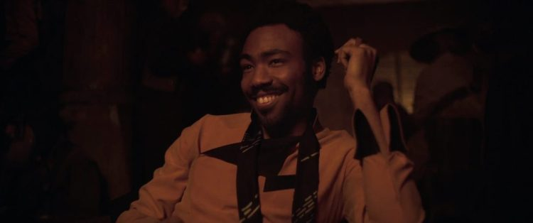 Lando Calrissian (Donald Glover)