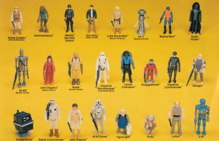 HEADER Star Wars Cards from 1977: #21 The Tusken Raiders