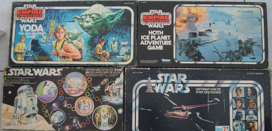 The Vintage Vault  9 Classic Star Wars Board Games   StarWars com Star Wars Boardgames