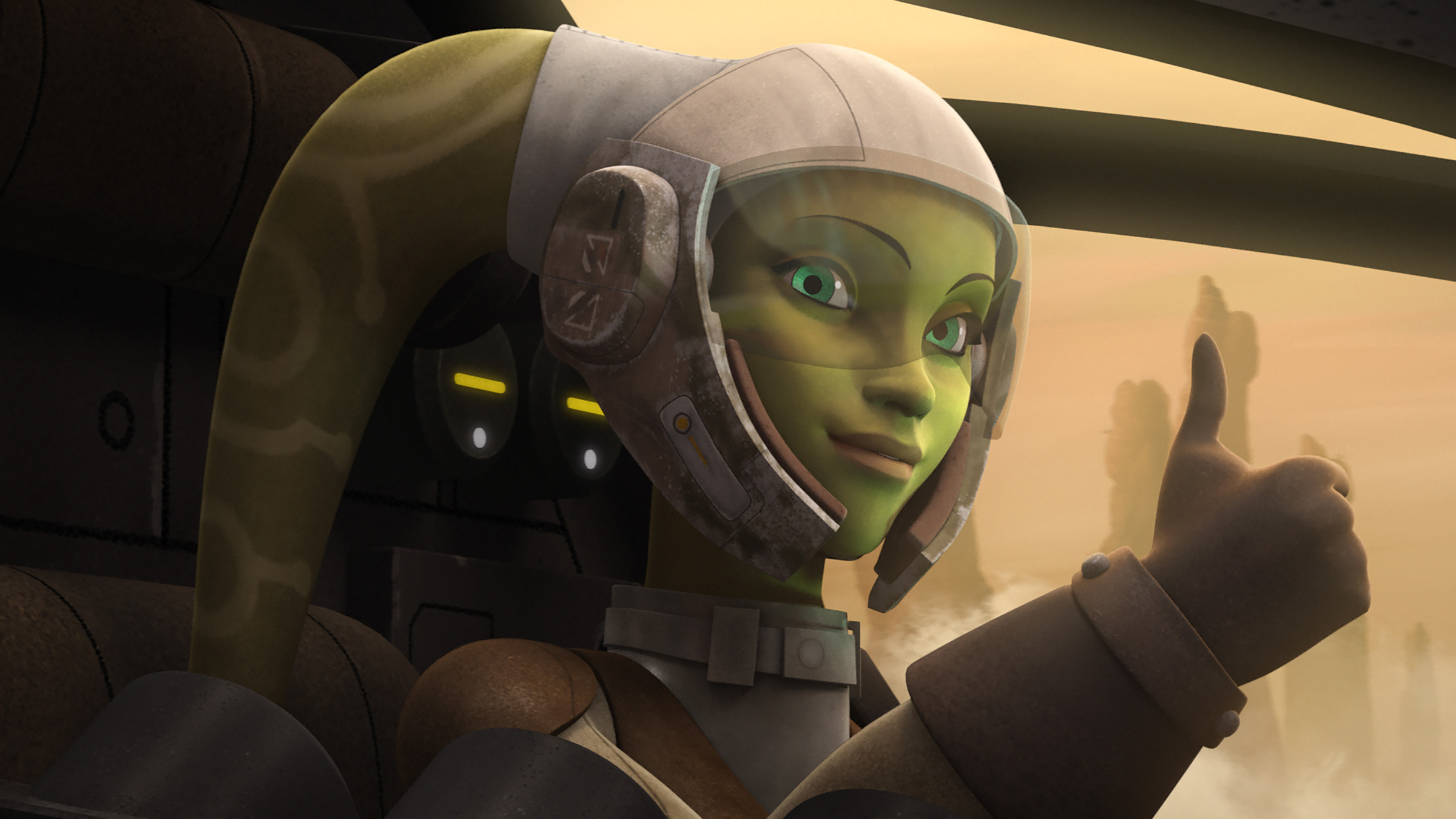 Who Is The Better Pilot Hera Syndulla Or Han Solo