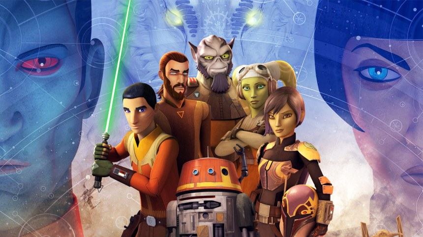 Image result for star wars rebels season 4