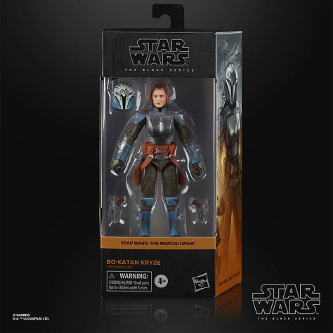 Bo-Katan Joins the Black Series by Hasbro