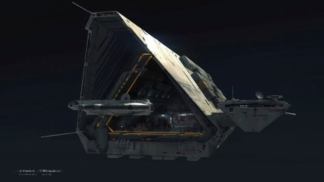 The High Republic: Ships and Vehicles: TheLegacy Run