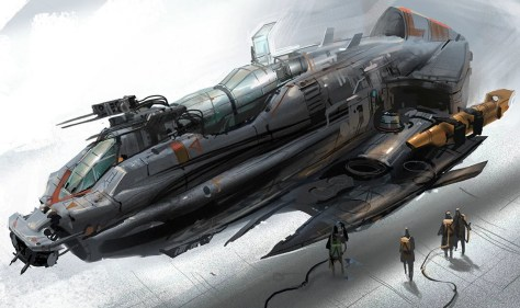The High Republic: Ships and Vehicles: The Nihil
