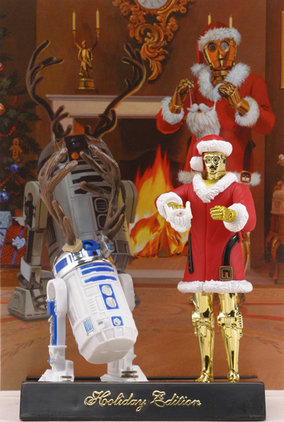 Star Wars Christmas And Droidels