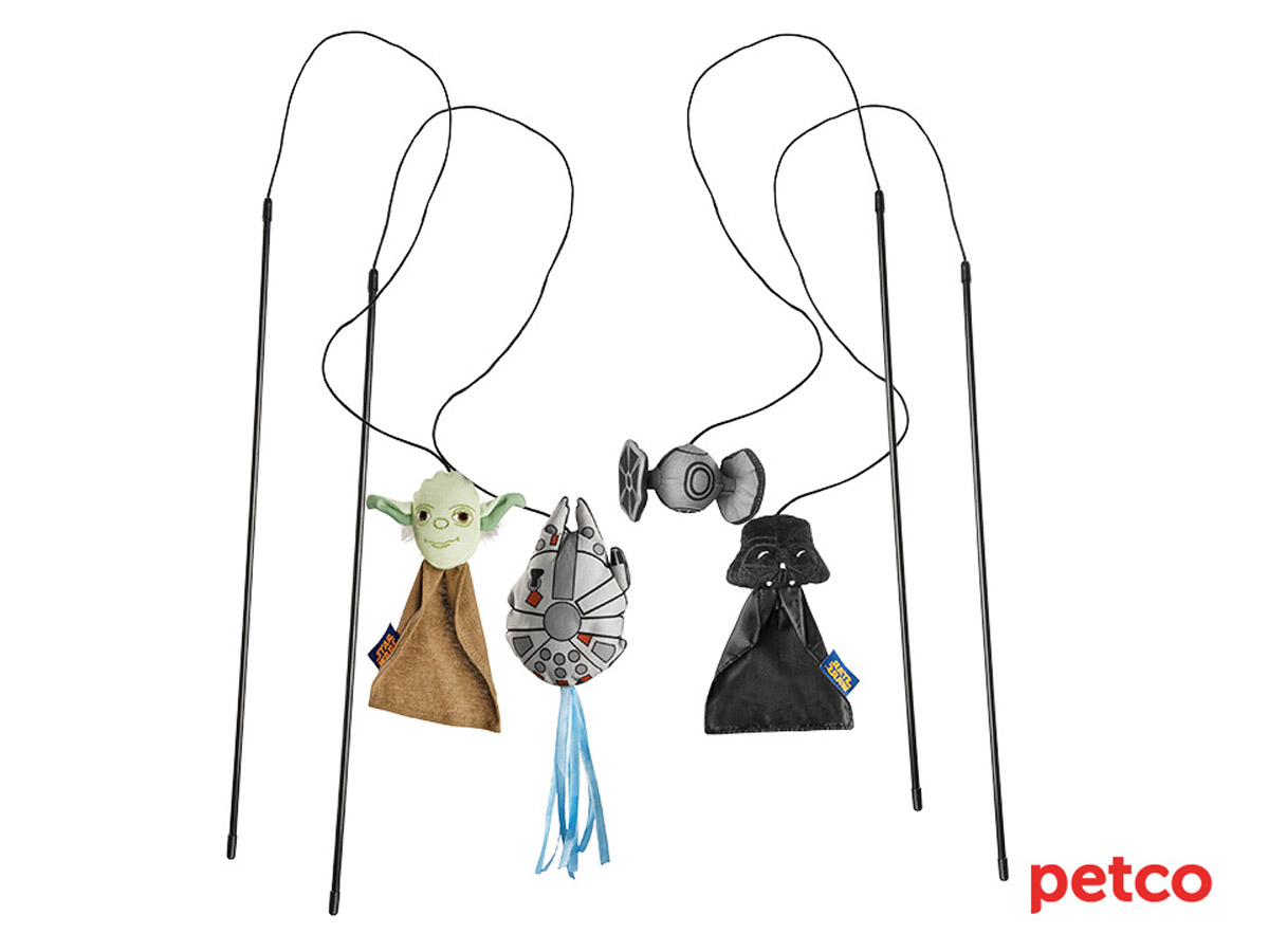Petco S Star Wars Pet Fans Collection For Sith Tzus Jedi Javanese And All Furry Companions