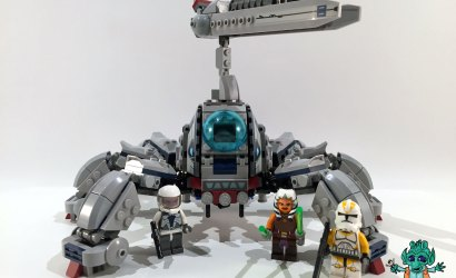 LEGO Star Wars 75013 Umbaran MHC (Mobile Heavy Cannon)