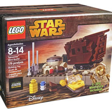 LEGO Star Wars – Tatooine Mini-Build (SWCA Exclusive) – Review