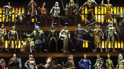 Hasbro Star Wars 6″ Black Series – Fans' Choice Umfrage
