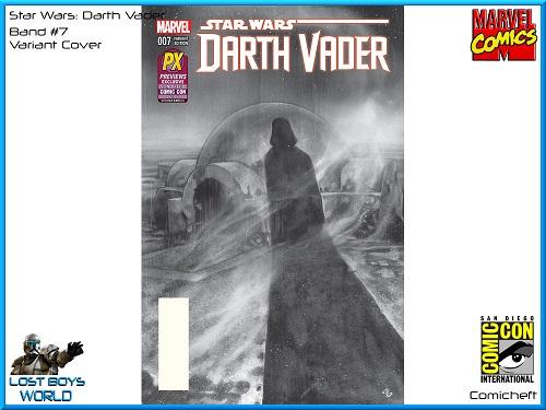 Marvel Star Wars SDCC 2015