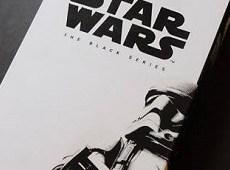 The Force Awakens First Order Stormtrooper – Black Series 6″ – Verpackungsbilder