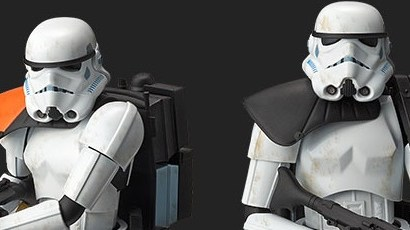 Neues Bandai Sandtrooper Model-Kit vorgestellt