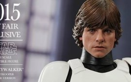 Hot Toys Luke Skywalker Stormtrooper Disguise – Pre-Order ist online.