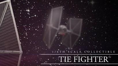 Gleich mehrere Hot Toys TIE Fighter für die ACGHK 2015 angekündigt