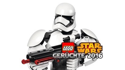 #shortcut: LEGO Star Wars Buildable Figures 2016 bekannt!