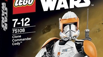 Alle Bilder der LEGO Star Wars Buildable Figures 2015