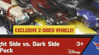Hot Wheels Character Cars 5-Pack zu Episode VII aufgetaucht