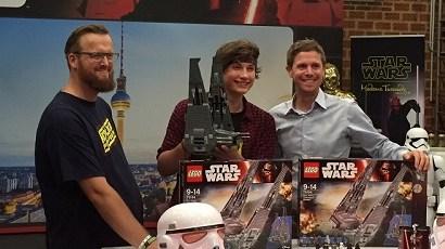 Star Wars Unboxing Event in Berlin – Ich war dabei!