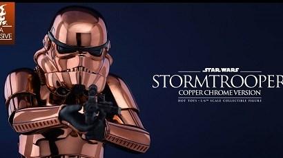 Hot Toys Stormtrooper (Copper Chrome Version) veröffentlicht!
