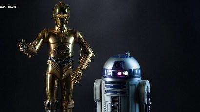 Sideshow R2-D2 & C-3PO Premium Format Figuren zur Vorbestellung online!