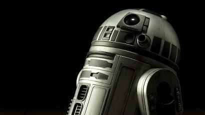 Neuer Sideshow R2-D2 Unpainted Prototype Sixth Scale als Con Exclusive vorgestellt!
