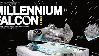 Egg Attack Floating Millennium Falcon ist bald erhältlich!
