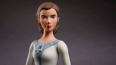 #shortcut: Hasbro Princess Leia aus Star Wars: Rebels als 3.75 inch Figur vorgestellt!