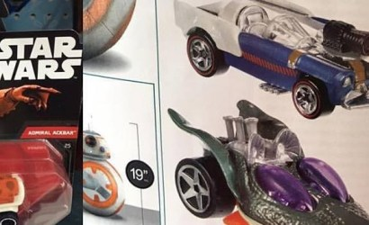 #shortcut: Hot Wheels Greedo und Admiral Ackbar Character Cars