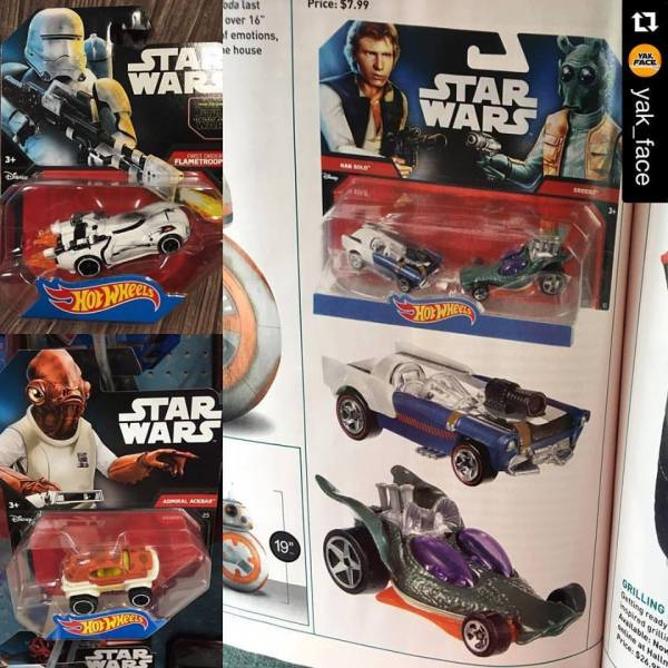 Hot Wheels Greedo