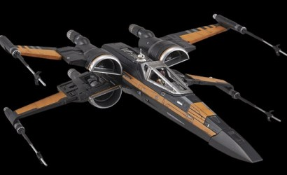 #shortcut: Bilder zum Bandai Poe's X-Wing Model Kit