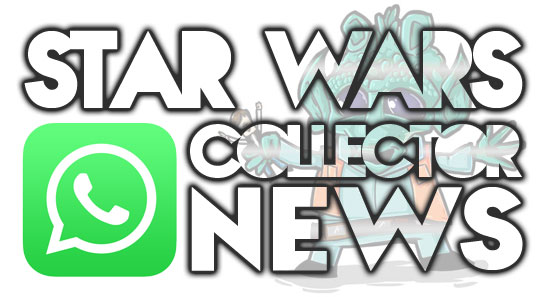Star Wars Collector Whatsapp Newsletter