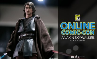 #SDCC2017: Endlich gibt's eine Hot Toys Anakin Skywalker 1/6 Scale Figur!