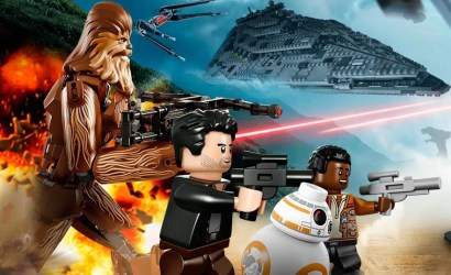 "Erste Review-Videos zu einigen LEGO Star Wars ""The Last Jedi"" Sets"