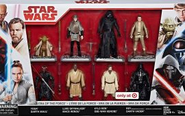 """Hasbro Star Wars 3.75 inch """"Era of the Force"""" 8-Pack"""