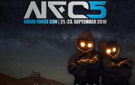 Die Noris Force Con 5 kommt!