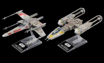 Bandai X-Wing & Y-Wing sind Vehicle Models!