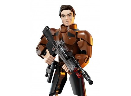 Alle Informationen zur LEGO Star Wars 75535 Han Solo Buildable Figure