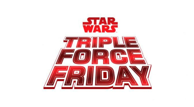 Lista oficial de productos Hasbro Star Wars lanzados el Triple Force Friday