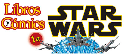 Libros y Comics Star Wars