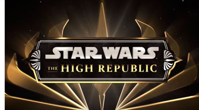 Lucasfilm lanza Star Wars: The High Republic