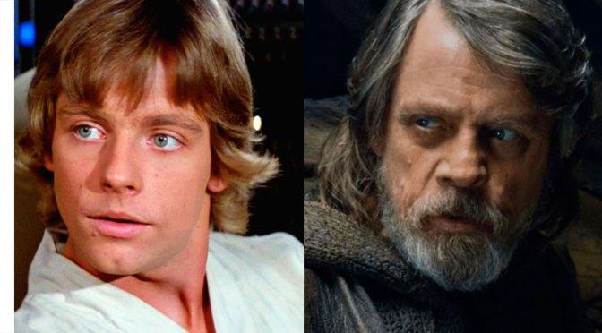 Mark Hamill se despide de Star Wars agradeciendo a los fans su apoyo
