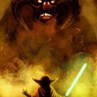 Yoda Vs The Balrog