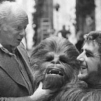 Chewie Unmasked