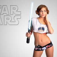 Star Wars Babe Wallpaper