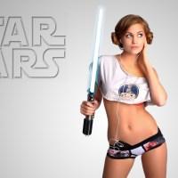 Star Wars Babe Wallpaper